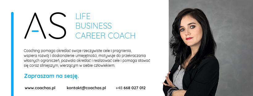 Coaching – moje marzenie od czasu studiów:)